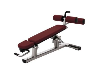 Adjustable Decline + Abdominal Bench