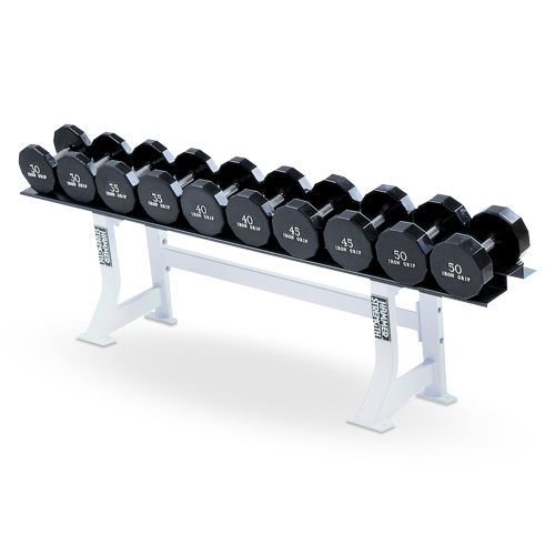 Hammer Strength – 1 Tier Dumbbell Rack