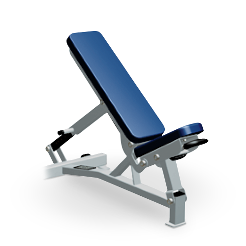 Hammer Strength – Adjustable Bench