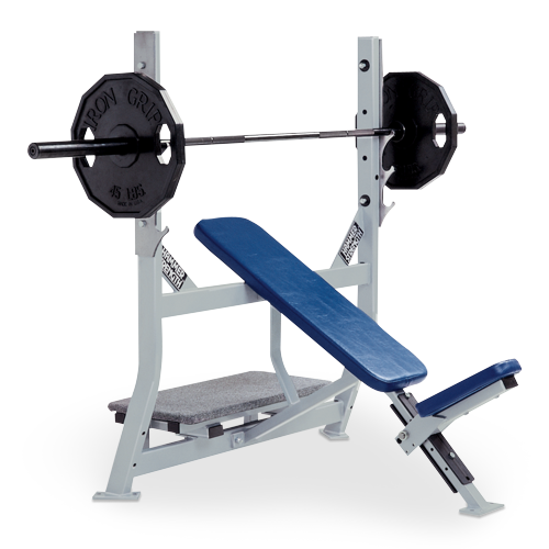 Hammer Strength – Olympic Incline Bench