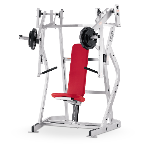 Hammer Strength Plate Loaded – Iso Lateral Bench Press