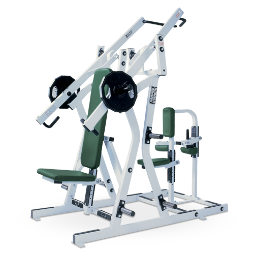Hammer Strength Plate Loaded – Iso-Lateral Chest+Back