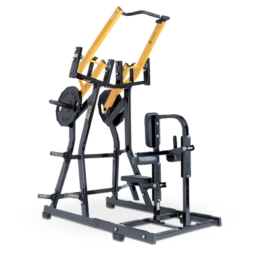 Hammer Strength Plate Loaded – Iso-Lateral Front Lat Pulldown