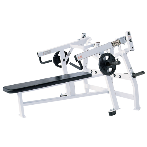 Hammer Strength Plate Loaded – Iso-Lateral Horizontal Bench Press
