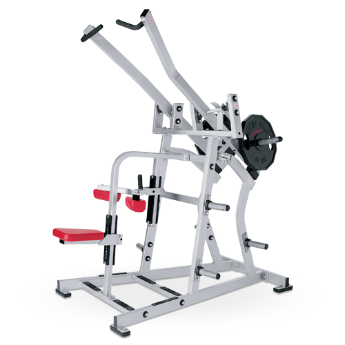 Hammer Strength Plate Loaded – Iso-Lateral Wide Pulldown