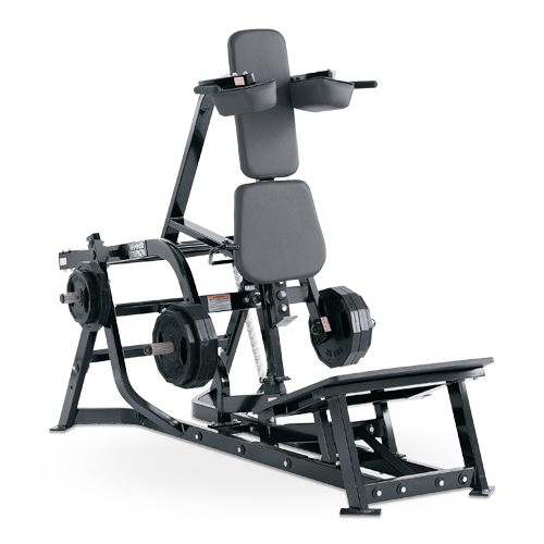 Hammer Strength Plate Loaded – V-Squat